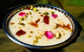 Noarth India Phirni Recipe